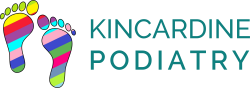 Kincardine Podiatry Logo